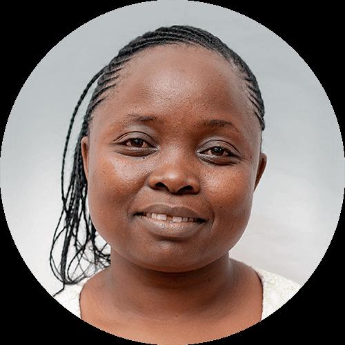 Rehema Jastus, a quest designer for Opportunity Education Tanzania