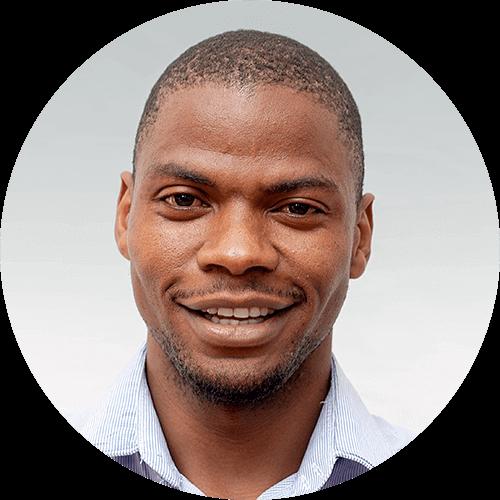 Salum Manjoti, a quest designer for Opportunity Education Tanzania