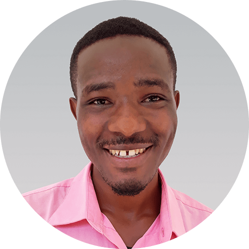Samweli Bakari, a quest designer for Opportunity Education Tanzania
