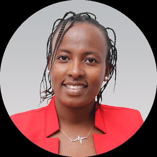 Sarah Kisoka, a quest designer for Opportunity Education Tanzania