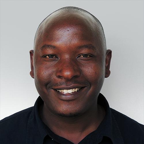 Baraka Samwel, a quest designer for Opportunity Education Tanzania