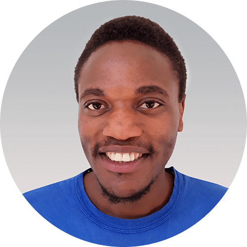 Elia Mahushi, a quest designer for Opportunity Education Tanzania