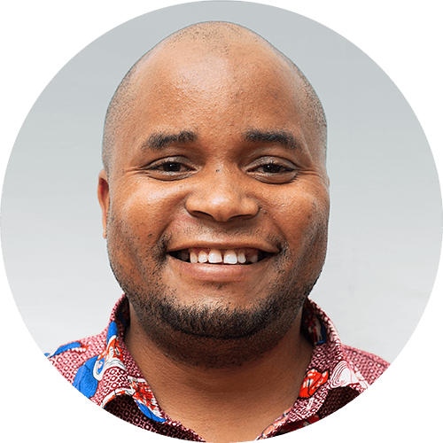 Juma Msangi, a quest designer for Opportunity Education Tanzania